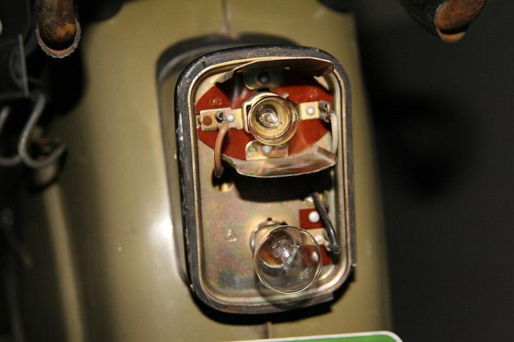 KR51/1 S - Bremslicht Problem